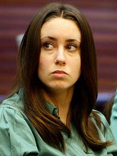 Casey Anthony Pleads Guilty to Check Fraud