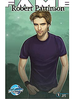 PHOTO: Rob Pattinson as a Comic Book Star