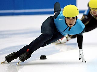 Apolo Anton Ohno Wants Two More Olympic Medals – and a New Pair of Shoes