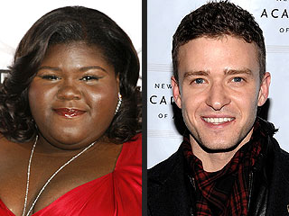 Gabourey Sidibe to Justin Timberlake: Be My Oscar Date!
