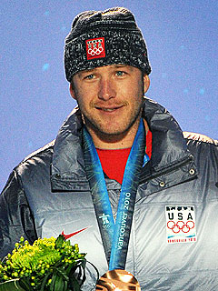 Bode Miller Collects a Medal of Every Color