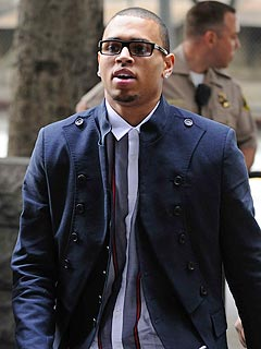Chris Brown Finishes Court-Ordered Anger Management