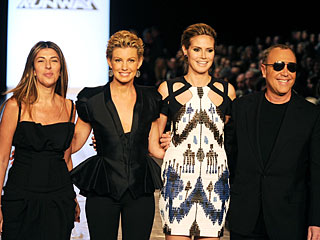 Michael Kors Praises Project Runway Guest Judge Faith Hill
