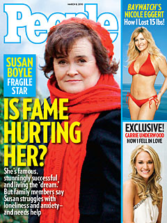 Inside Susan Boyle's Struggle with Fame