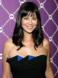 Catherine Bell Welcomes a Son