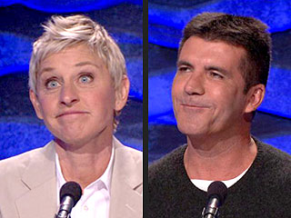 POLL: Is There Drama Between Simon and Ellen on Idol?
