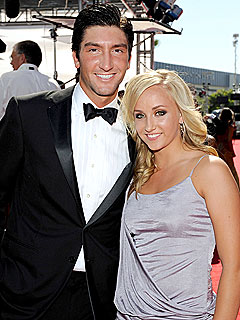 Evan Lysacek & Nastia Liukin 'Really Close' Friends