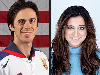 U.S. Olympic Goalie Scores – with Hollywood!