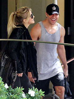 PHOTO: Julianne Hough & Dane Cook Step Out Again!