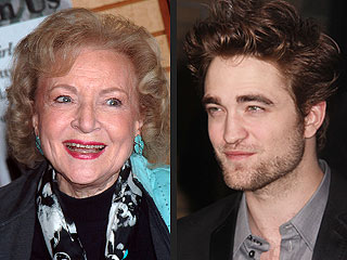 QUOTED: Robert Pattinson Thinks Betty White Is Sexy