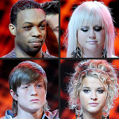 Idol's Picks Its Top 12 on a Night of Shocking Results