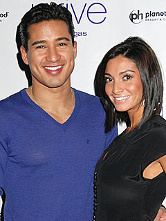 It's a Girl for Mario Lopez & Courtney Mazza
