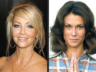 Heather Locklear, Kate Jackson Remember John Forsythe