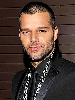 Ricky Martin on Fatherhood