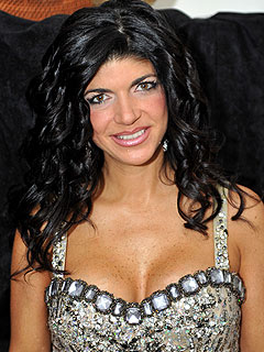 Teresa Giudice, Real Housewives of New Jersey, in Bar Brawl