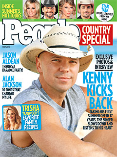 Kenny Chesney Livin&#39; La Dolce Vita