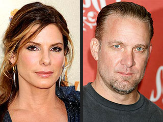 Sandra Bullock, Jesse James Not Photographed Together