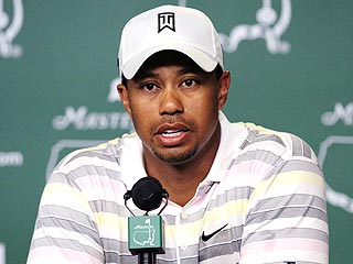 Tiger Woods Confirms Elin Nordegren Will Skip the Masters