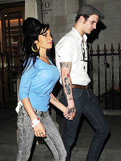Amy Winehouse and Ex-Husband Rekindle Their Romance
