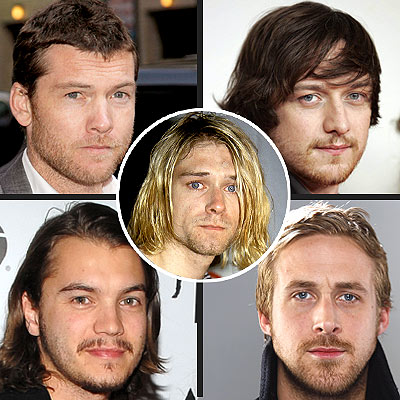 POLL: R-Pattz Is Out! Who Should Play Kurt Cobain?