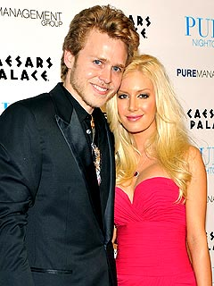 Hills' Gals: Spencer Pratt and Heidi Montag's Split Is a Lie