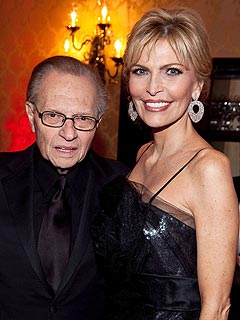 Larry King and Wife Not Divorcing After All