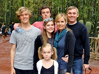 Ricky Schroder Turns 40