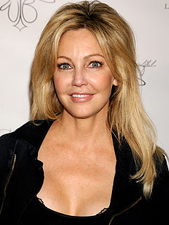 Who's Heather Locklear's Canine Companion?