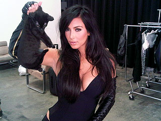 Kim Kardashian Defends Her Controversial Photo