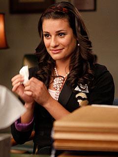 Glee Star Lea Michele Named MostInfluential
