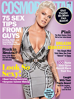 Pink: I've Been 'Really Mean' to My Husband
