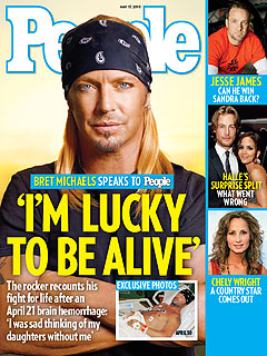 Bret Michaels Reveals His Emergency Room Plea