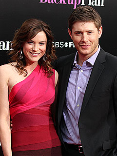 CW Stars Jensen Ackles and Danneel Harris Tie the Knot