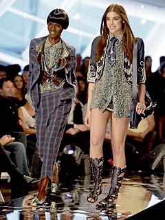 America's Next Top Model Picks aWinner