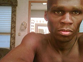 SHOCKING PHOTO: 50 Cent Loses 50 Lbs.