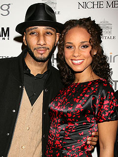 Swizz Beatz Laughs off Yacht Wedding Rumors with Alicia Keys
