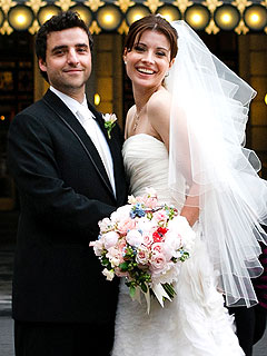 David Krumholtz Ties the Knot