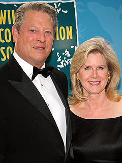Tipper Gore Isn't Buying Masseuse's Story