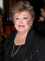 Rue McClanahan now