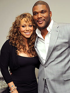 Tyler Perry Wants a Doctor's Note from Mariah Carey