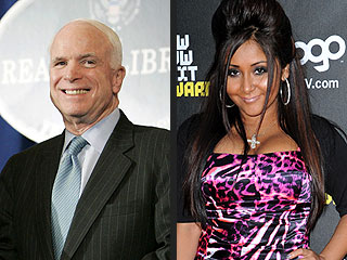 QUOTED: Sen. John McCain Is on Team Snooki