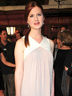 Bonnie Wright Picks Harry Potter over Twilight