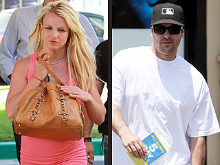 Britney Spears and Kevin Federline Reunite for Sons' Preschool Graduation