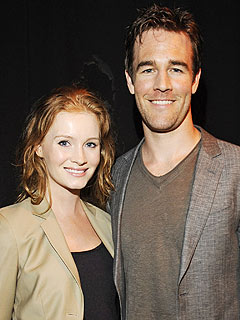 James Van Der Beek Marries Pregnant Girlfriend