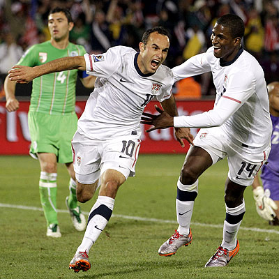 Five Things to Know about Soccer Stud Landon Donovan