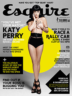 How Katy Perry Tamed 'Professional Prostitute' Russell Brand
