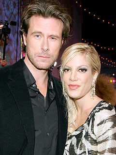 Tori Spelling: Dean McDermott's Accident Hard on Kids