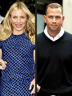 Cameron Diaz & Alex Rodriguez Break Up?