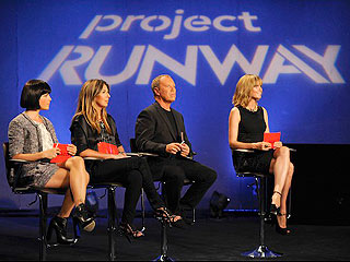 Which Star Helps Heidi Klum Pick Project Runway's 16 Designers?