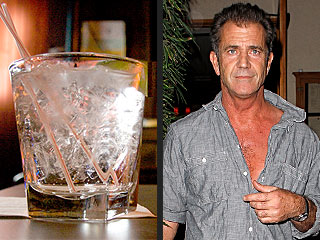 N.Y.C. Bar Serves Up Mel 'Bipolar' Gibson Cocktail